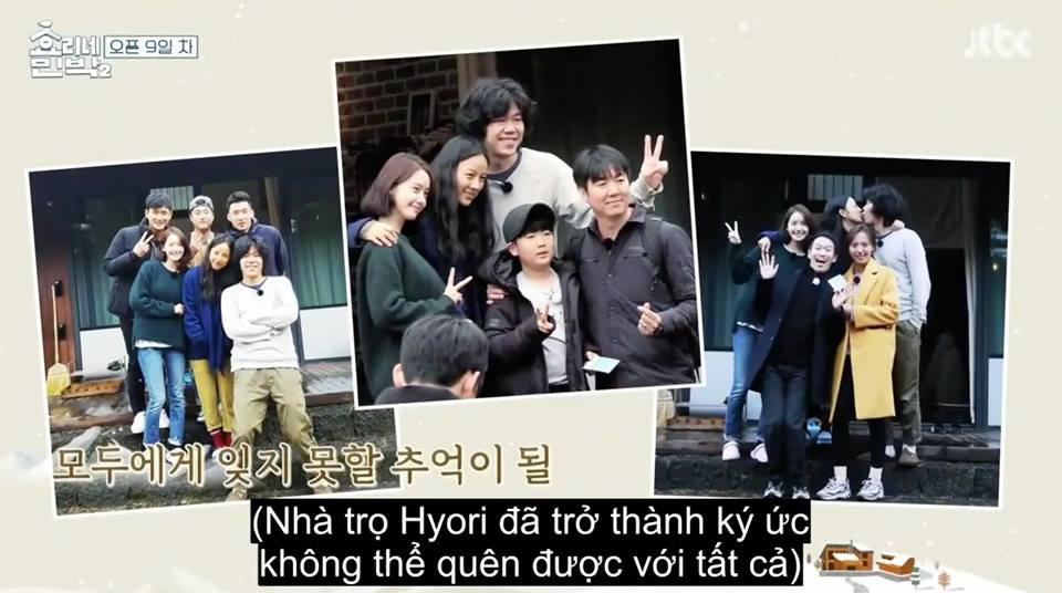 Hâm mộ vợ chồng Hyori, khách ở trọ bất ngờ tái hiện lại bộ ảnh cưới của cặp đôi - Ảnh 1.