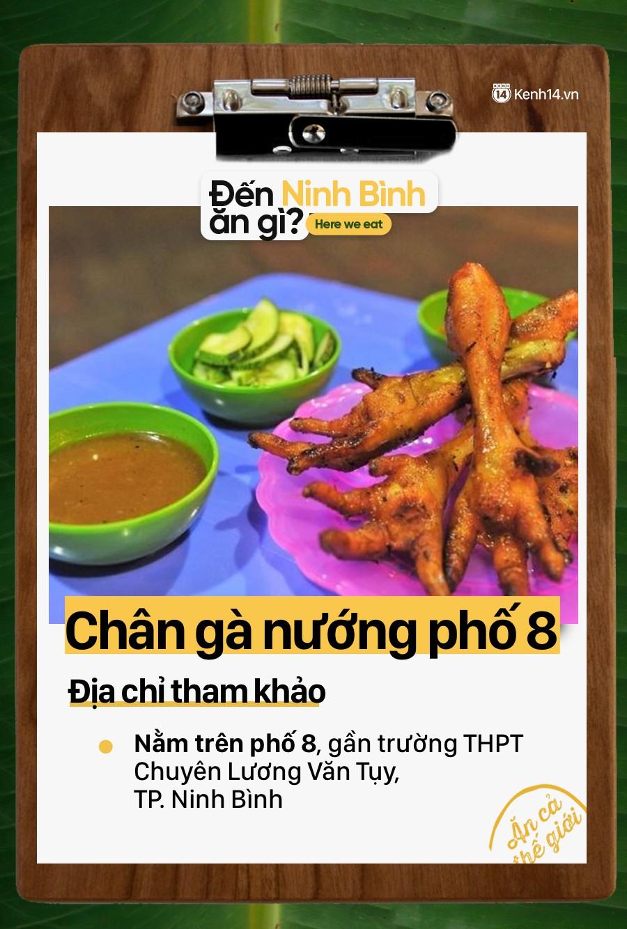 Không chỉ có nhiều cảnh đẹp, Ninh Bình còn rất nhiều món ăn ngon mà bạn cần khám phá - Ảnh 19.