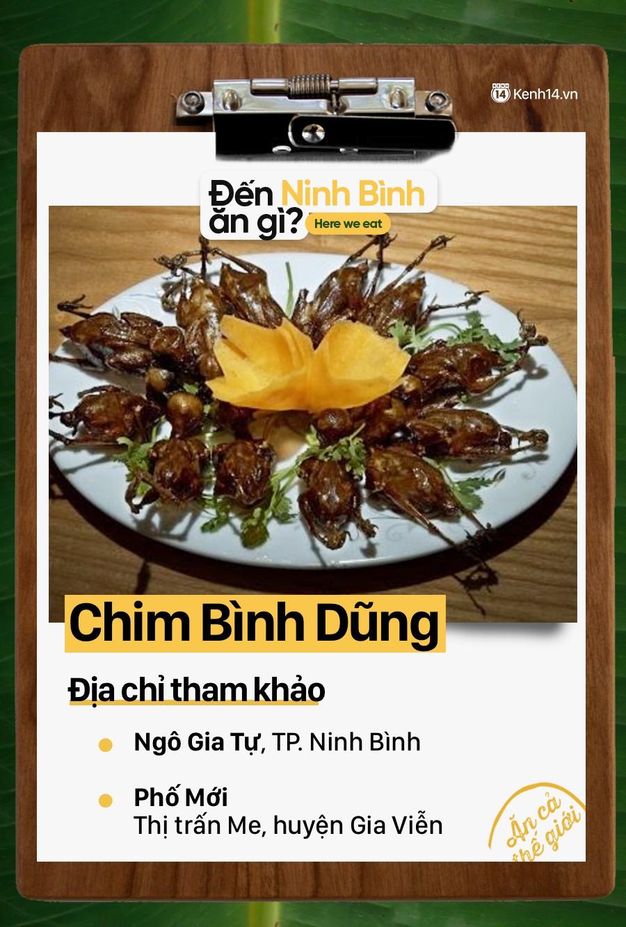 Không chỉ có nhiều cảnh đẹp, Ninh Bình còn rất nhiều món ăn ngon mà bạn cần khám phá - Ảnh 13.