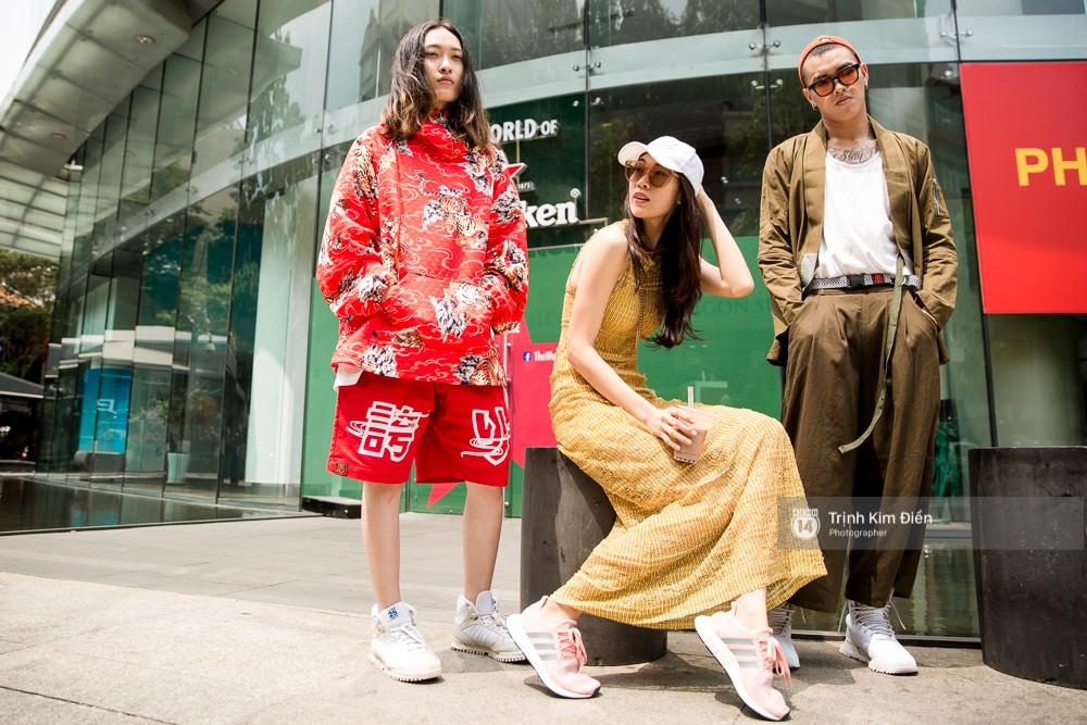 Street style ngày đầu VIFW 2018: các tín đồ thời trang Sài thành lên đồ quằn quại đốt mắt người nhìn - Ảnh 3.