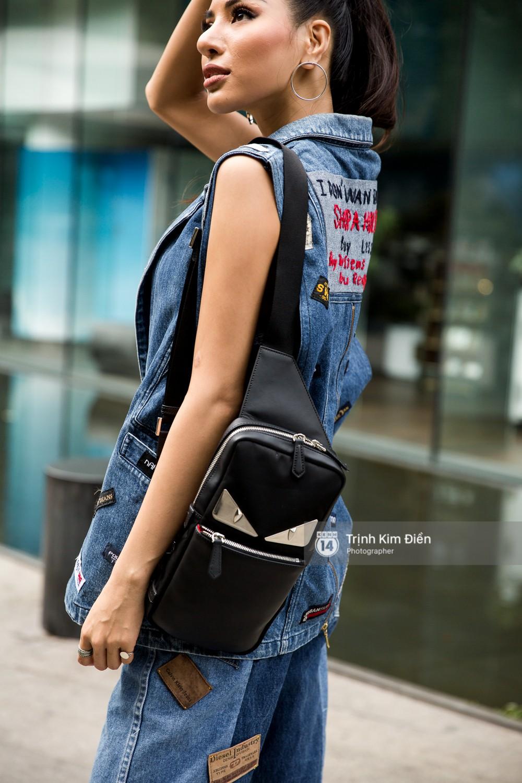 Street style ngày đầu VIFW 2018: các tín đồ thời trang Sài thành lên đồ quằn quại đốt mắt người nhìn - Ảnh 8.