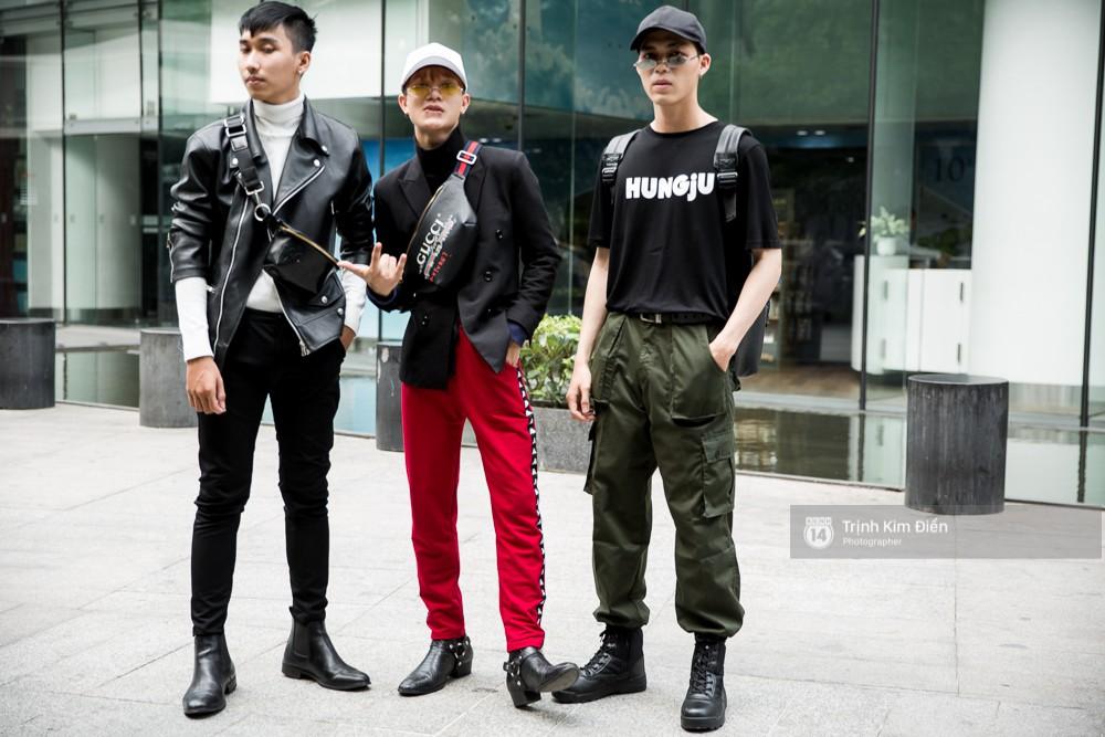 Street style ngày đầu VIFW 2018: các tín đồ thời trang Sài thành lên đồ quằn quại đốt mắt người nhìn - Ảnh 19.