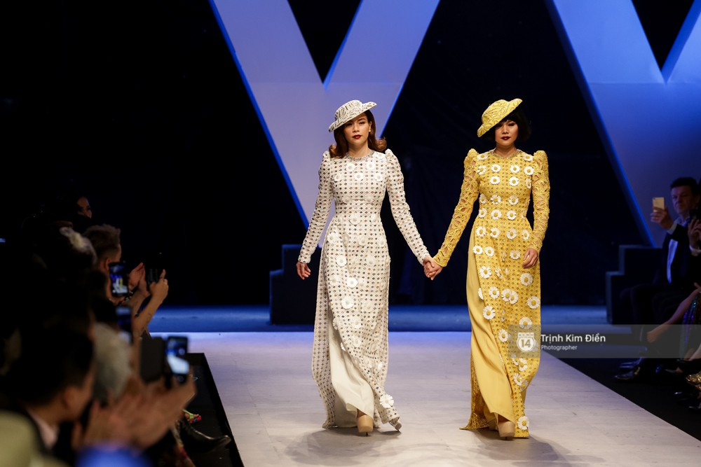 Bất ngờ chưa: Sau 5 năm, Hà Hồ và Thanh Hằng lại nắm tay nhau phá đảo show Công Trí - Ảnh 2.