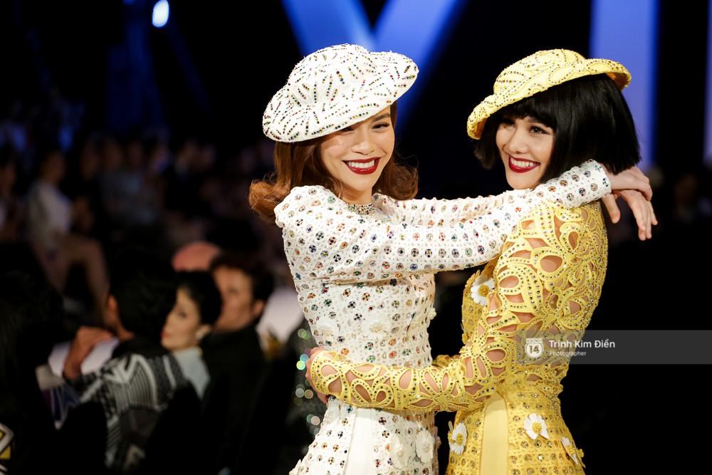 Bất ngờ chưa: Sau 5 năm, Hà Hồ và Thanh Hằng lại nắm tay nhau phá đảo show Công Trí - Ảnh 6.