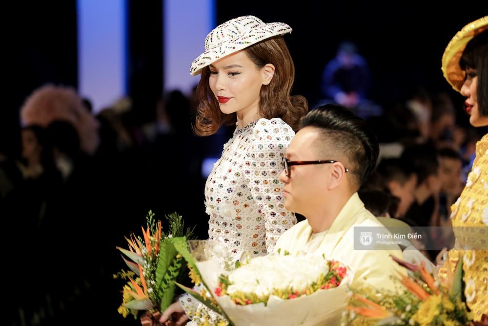 Bất ngờ chưa: Sau 5 năm, Hà Hồ và Thanh Hằng lại nắm tay nhau phá đảo show Công Trí - Ảnh 9.