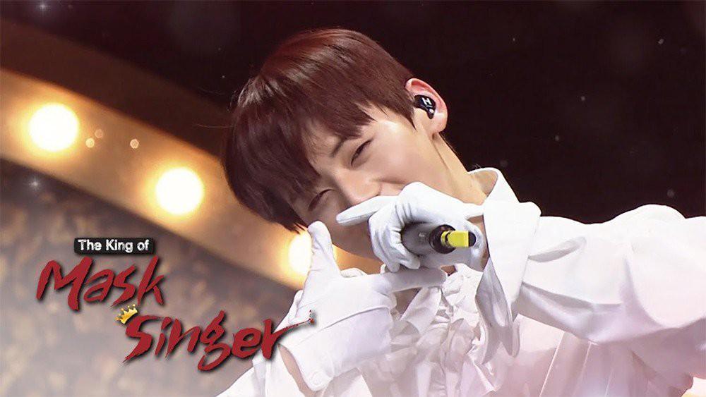 Clip của mỹ nam Wanna One hot nhất show hát giấu mặt - Ảnh 2.