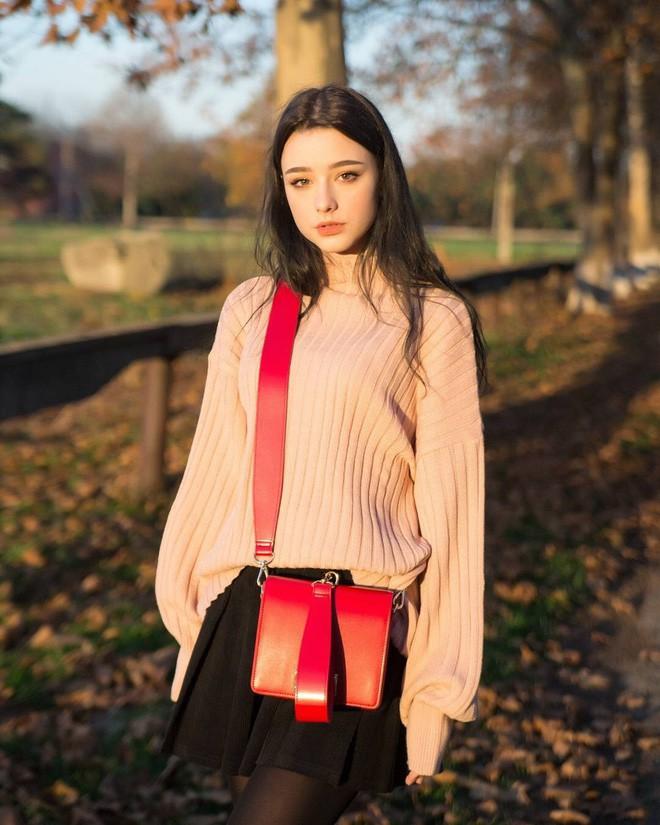 Cô gái Ukraine với vẻ đẹp ngọt ngào đốn tim cư dân mạng - Ảnh 4.