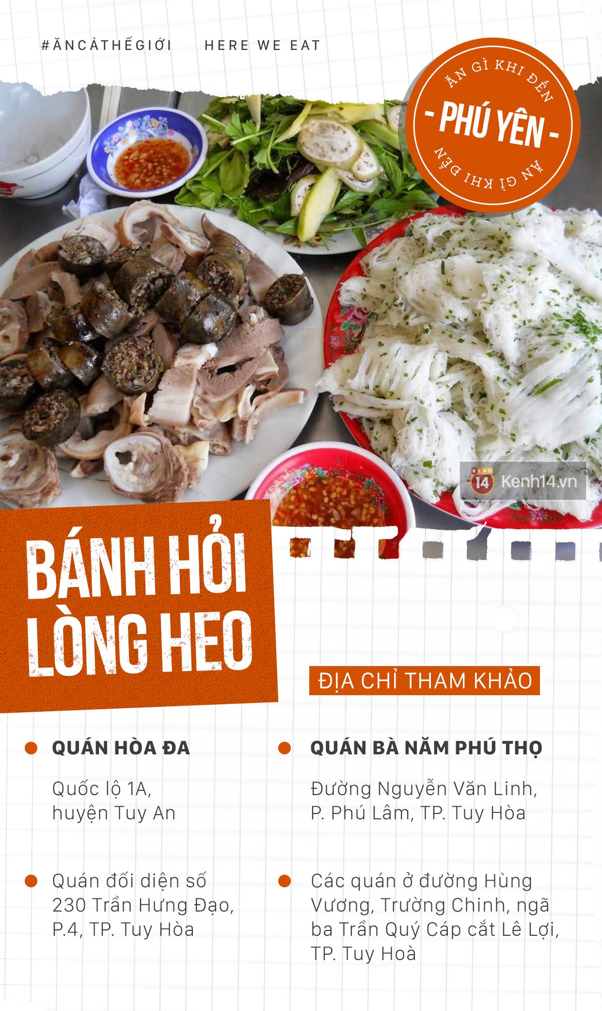 Đến mảnh đất hoa vàng cỏ xanh Phú Yên thì nhớ ăn hết những món cực ngon này - Ảnh 1.