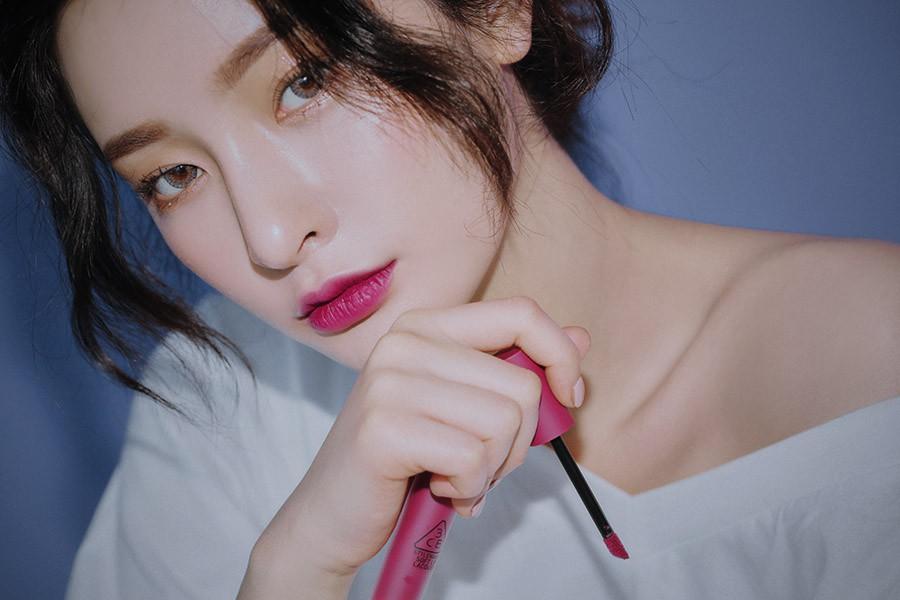 Son Kem 3CE Soft Lip Lacquer Mới Nhất 2018