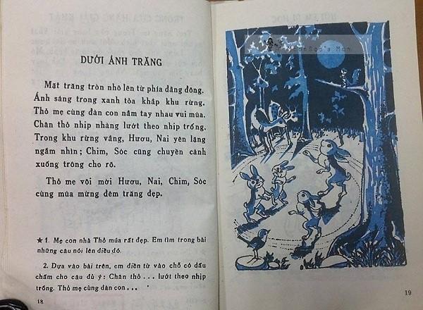 Bạn còn nhớ cuốn sách Tập Đọc thời đi học với những bài văn, bài thơ đi theo năm tháng? - Ảnh 10.