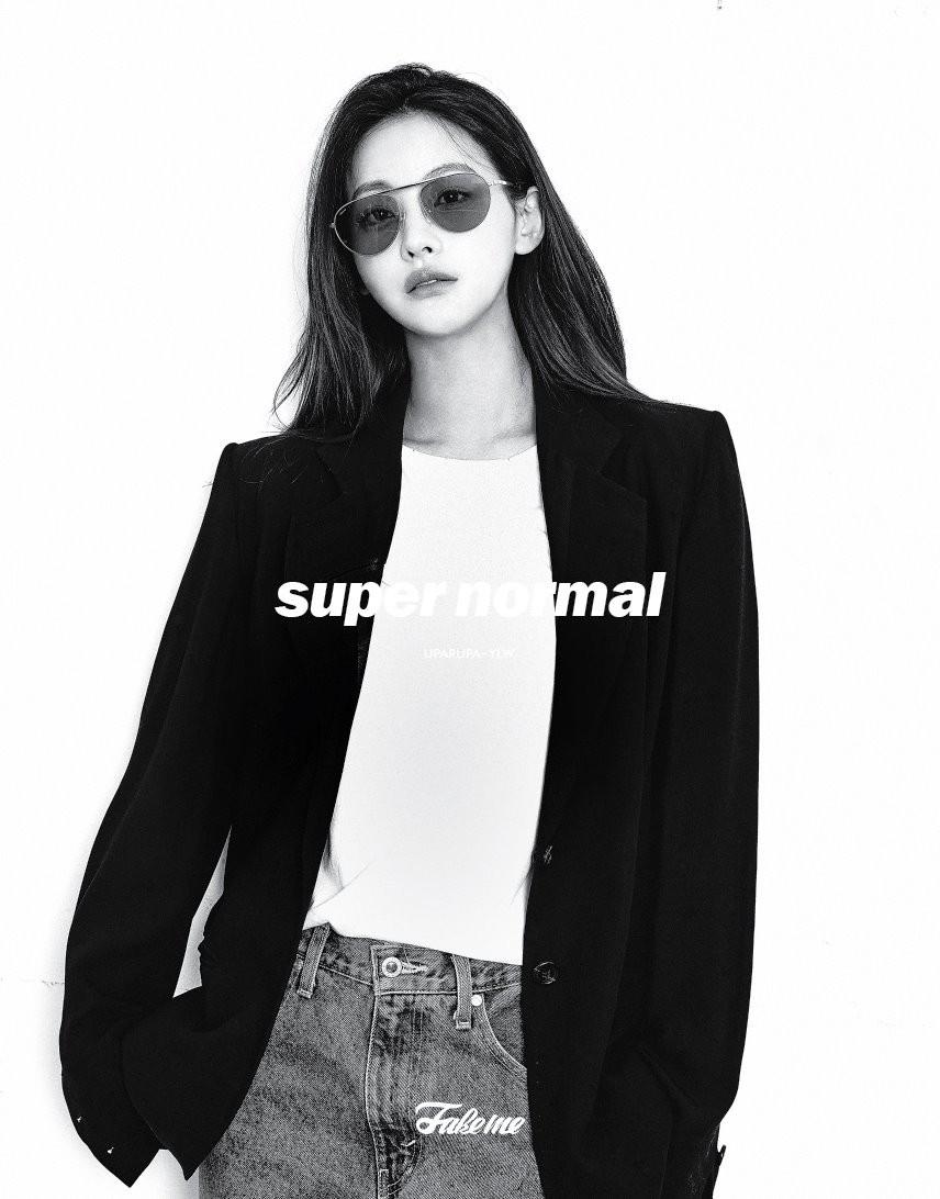 Bạn gái Kim Bum lần đầu lộ diện sau tin hẹn hò: Nhan sắc không đùa được đâu trong loạt ảnh hậu trường - Ảnh 6.