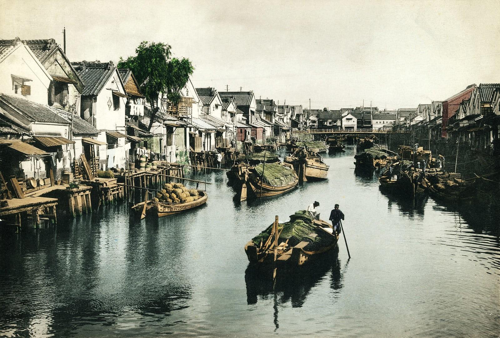 Những bức ảnh ghi lại kỷ niệm chung của nhân loại: diện mạo của thế giới vào 100 năm về trước - Ảnh 4.