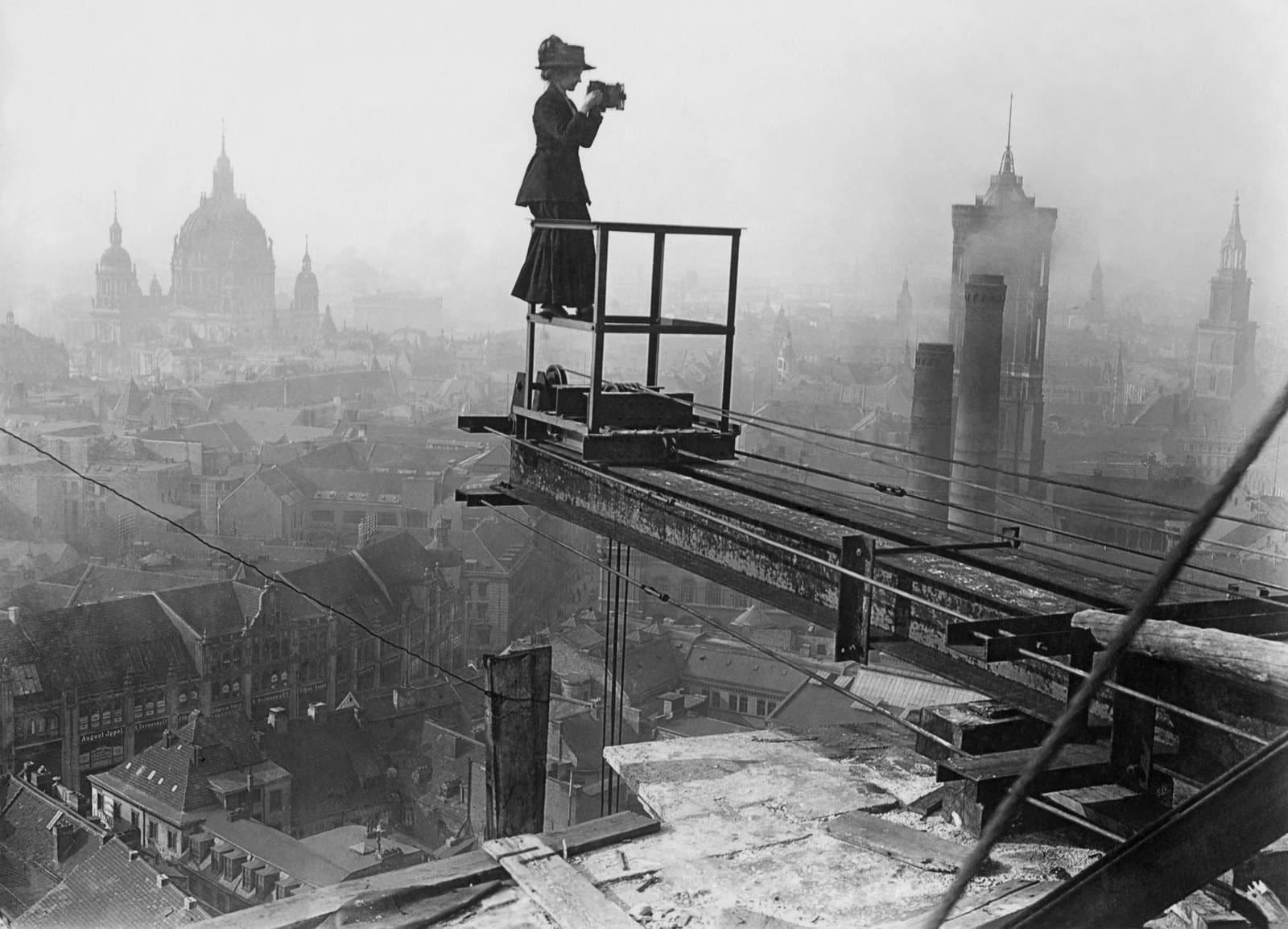 Những bức ảnh ghi lại kỷ niệm chung của nhân loại: diện mạo của thế giới vào 100 năm về trước - Ảnh 5.