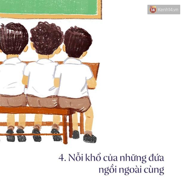 Bộ tranh dễ thương về tuổi học trò: cả một trời thanh xuân của bao thế hệ bỗng ùa về - Ảnh 7.