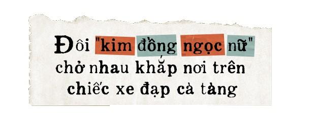 Lý Băng Băng – Nhậm Tuyền: Chiếc xe đạp cà tàng chở mối duyên 25 năm bên nhau không một lần ngỏ lời yêu - Ảnh 4.