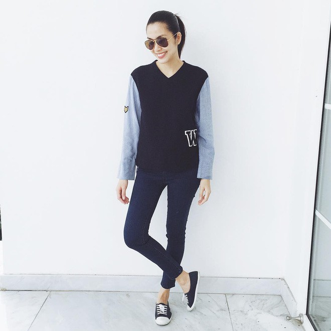Học ngay cao thủ Hà Tăng cách chọn quần jeans giấu nhẹm nhược điểm chân cong - Ảnh 11.
