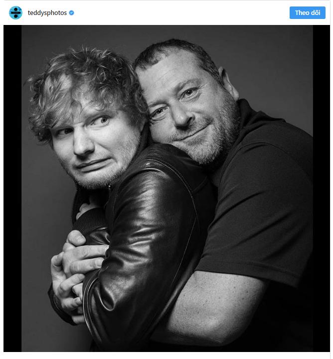 Chuyện làm bảo vệ của người nổi tiếng: Hiếm ai như Ed Sheeran, thuê ngay phải bảo vệ nghiện đem cả hai ra bông đùa - Ảnh 14.