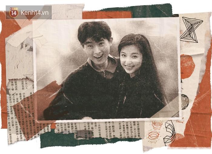 Lý Băng Băng – Nhậm Tuyền: Chiếc xe đạp cà tàng chở mối duyên 25 năm bên nhau không một lần ngỏ lời yêu - Ảnh 2.