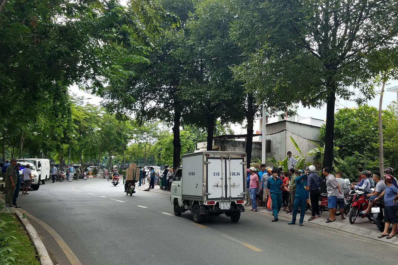 Cô giáo trường THPT Võ Thị Sáu nghi bị nam đồng nghiệp sát hại giữa đường phố Sài Gòn - Ảnh 3.