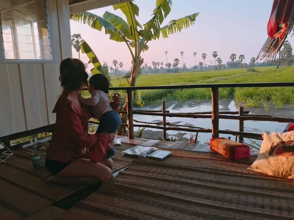 Cuộc sống Một túp lều tranh hai trái tim vàng của cặp đôi Thái Lan khiến dân mạng thi nhau mà ước ao - Ảnh 1.