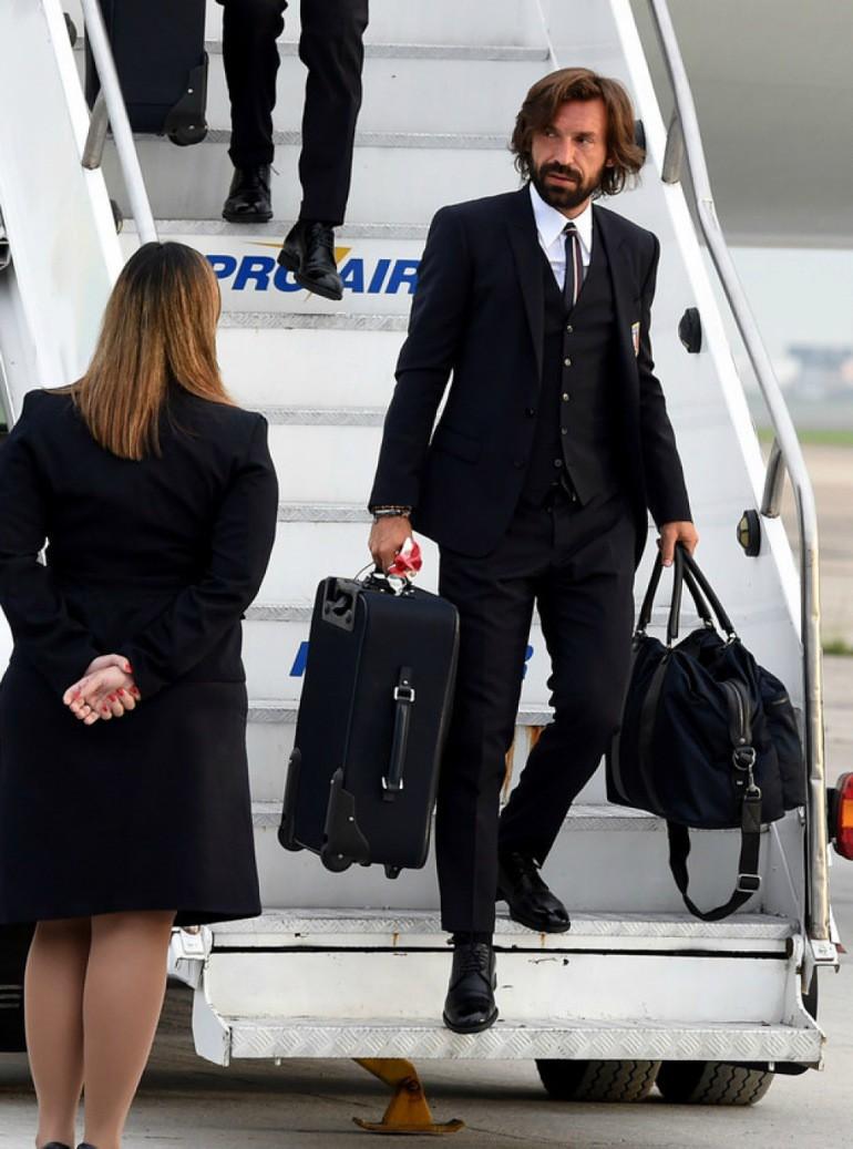 Beckham và 8 ngôi sao không đá bóng cũng trở thành biểu tượng thời trang, ăn mặc phong cách nhất - Ảnh 3.
