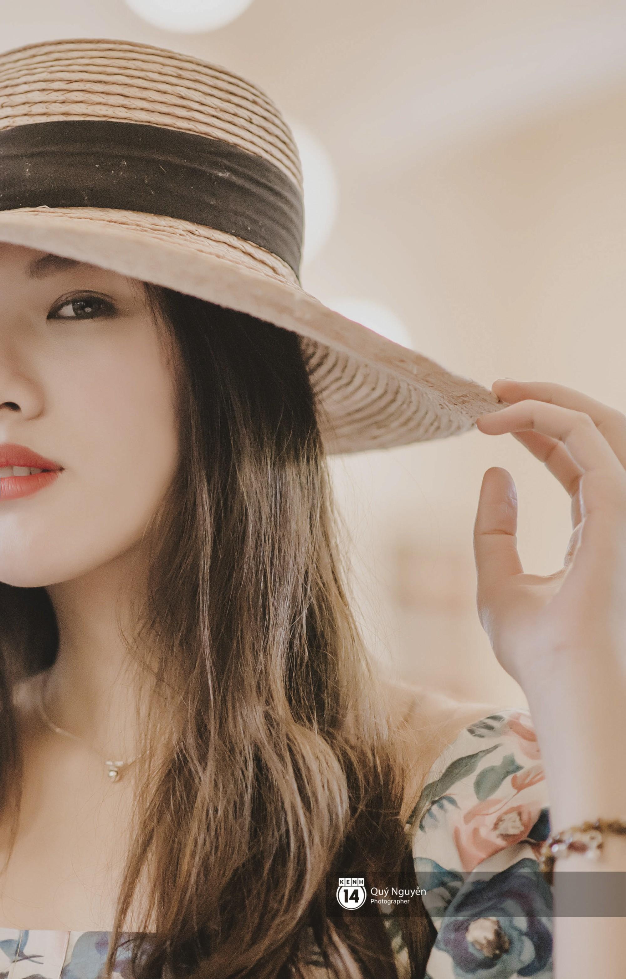Gặp cô bạn cao 1m75 vừa đạt Hoa khôi Báo chí 2018, được BGK đánh giá rất hợp để thi Hoa hậu! - Ảnh 6.
