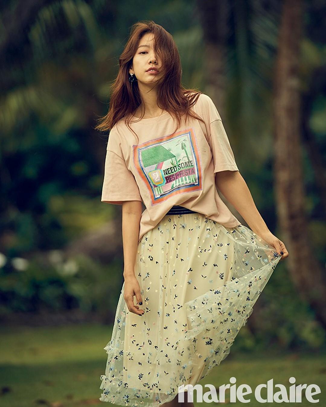 Có ai như Park Shin Hye: Hễ tái xuất là khiến fan phát ghen vì cặp kè nam chính quá đỉnh! - Ảnh 3.