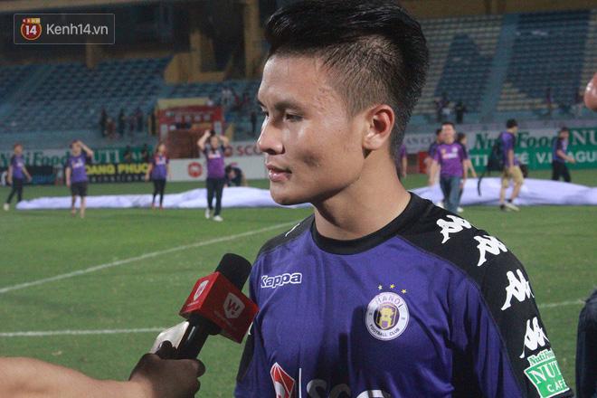 Quang Hải đặt quyết tâm tìm lại phong độ thời U23 Việt Nam - Ảnh 1.