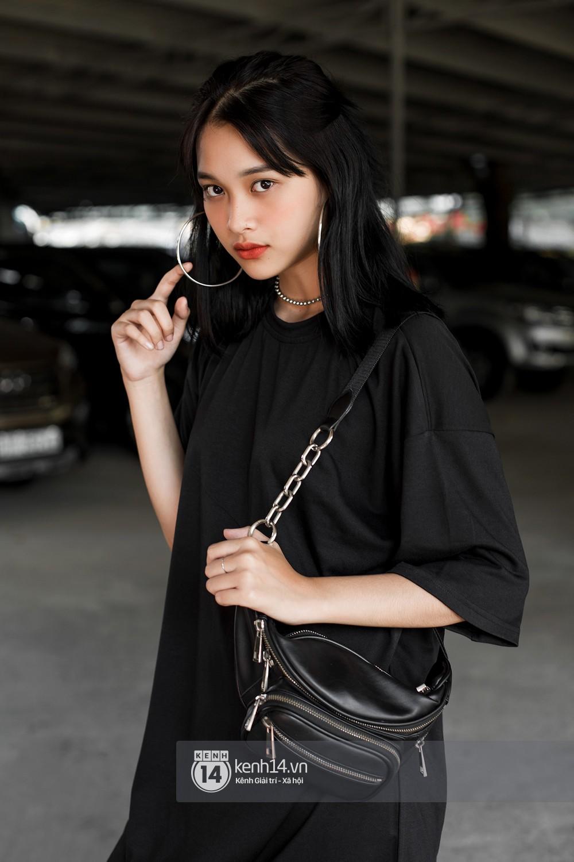 Street style 2 miền: Lên đồ đơn sắc hay sặc sỡ thì các bạn trẻ Việt vẫn cứ trung thành với style cool ngầu bụi bặm - Ảnh 4.