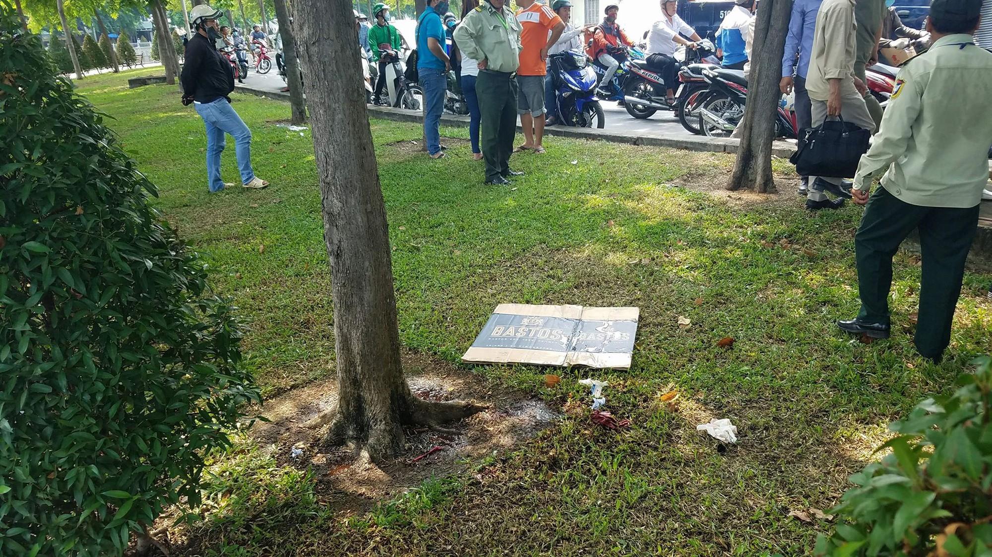Cô giáo trường THPT Võ Thị Sáu nghi bị nam đồng nghiệp sát hại giữa đường phố Sài Gòn - Ảnh 1.