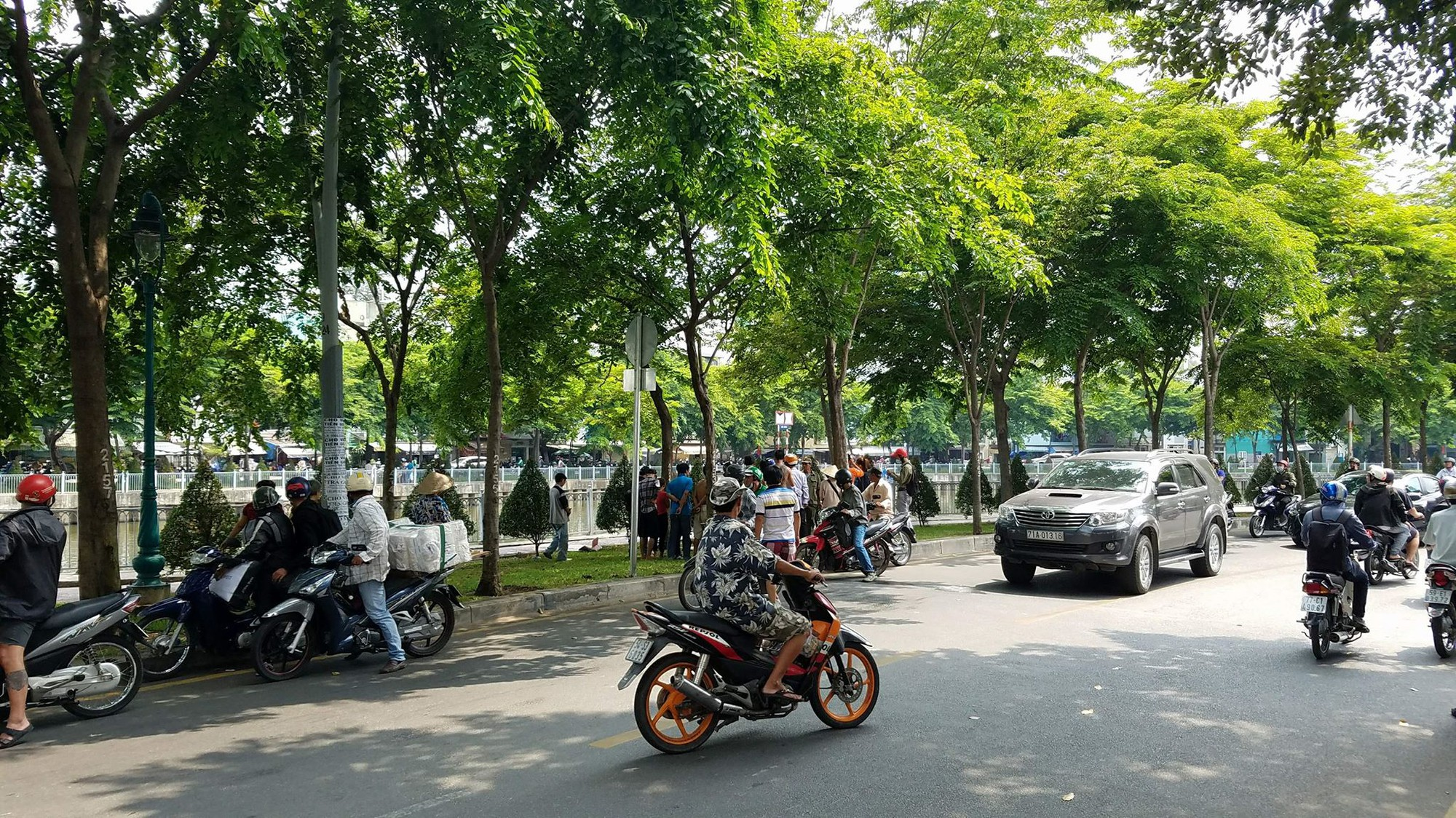 Cô giáo trường THPT Võ Thị Sáu nghi bị nam đồng nghiệp sát hại giữa đường phố Sài Gòn - Ảnh 2.