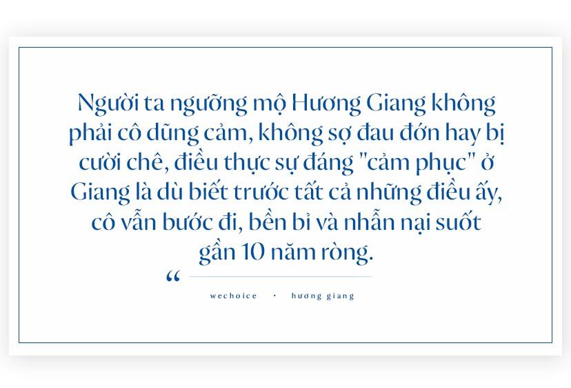 Hương Giang Idol hay Hoa hậu: Hãy gọi cô ấy là người truyền cảm hứng cho bao người dám sống với chính mình 4