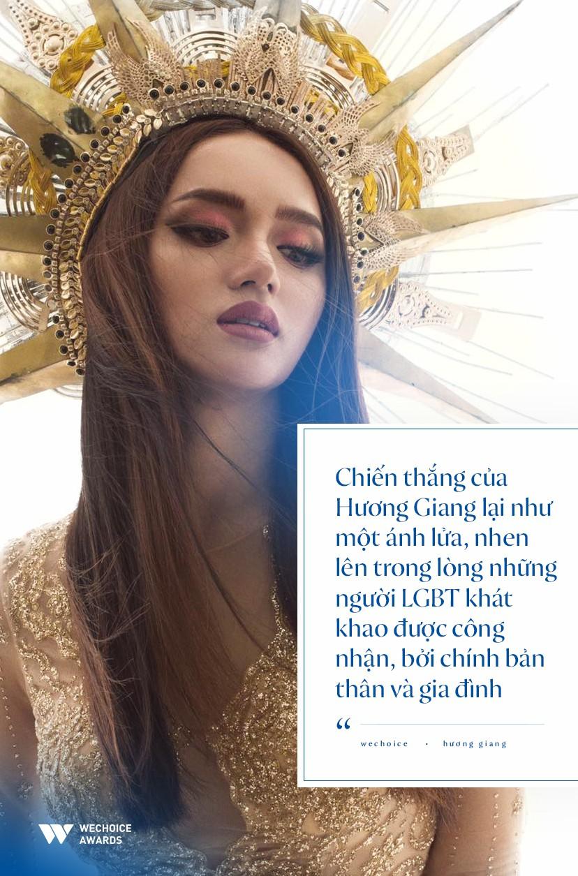Câu chuyện Hương Giang không chỉ là nỗ lực của một cô hoa hậu, đó chính là hành trình sống đúng với chính mình - Ảnh 9.