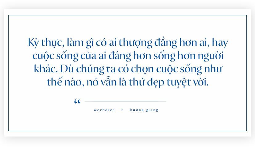 Câu chuyện Hương Giang không chỉ là nỗ lực của một cô hoa hậu, đó chính là hành trình sống đúng với chính mình - Ảnh 13.