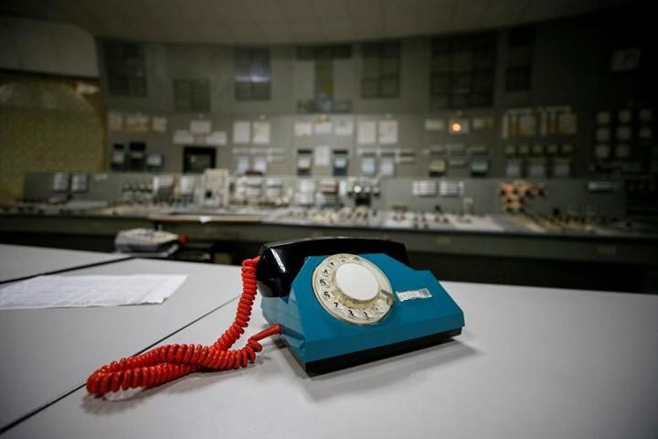 Ám ảnh bên trong nhà máy điện hạt nhân Chernobyl sau hơn 30 năm - Ảnh 2.