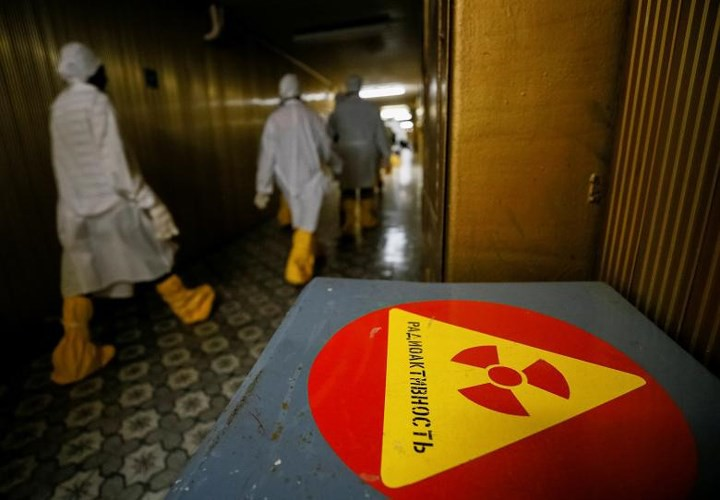 Ám ảnh bên trong nhà máy điện hạt nhân Chernobyl sau hơn 30 năm - Ảnh 10.