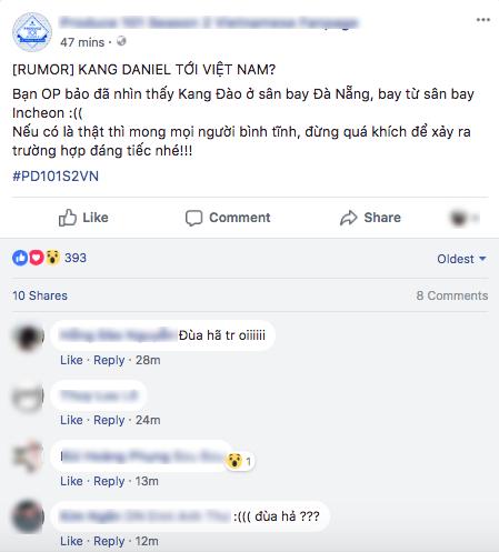 HOT: Fan Việt và quốc tế đang náo loạn trước tin center quốc dân Kang Daniel bí mật đến Đà Nẵng - Ảnh 9.