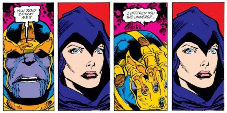 Avengers: Infinity War: Cảm thương cho anh da tím Thanos? Bạn không phải người duy nhất! - Ảnh 4.