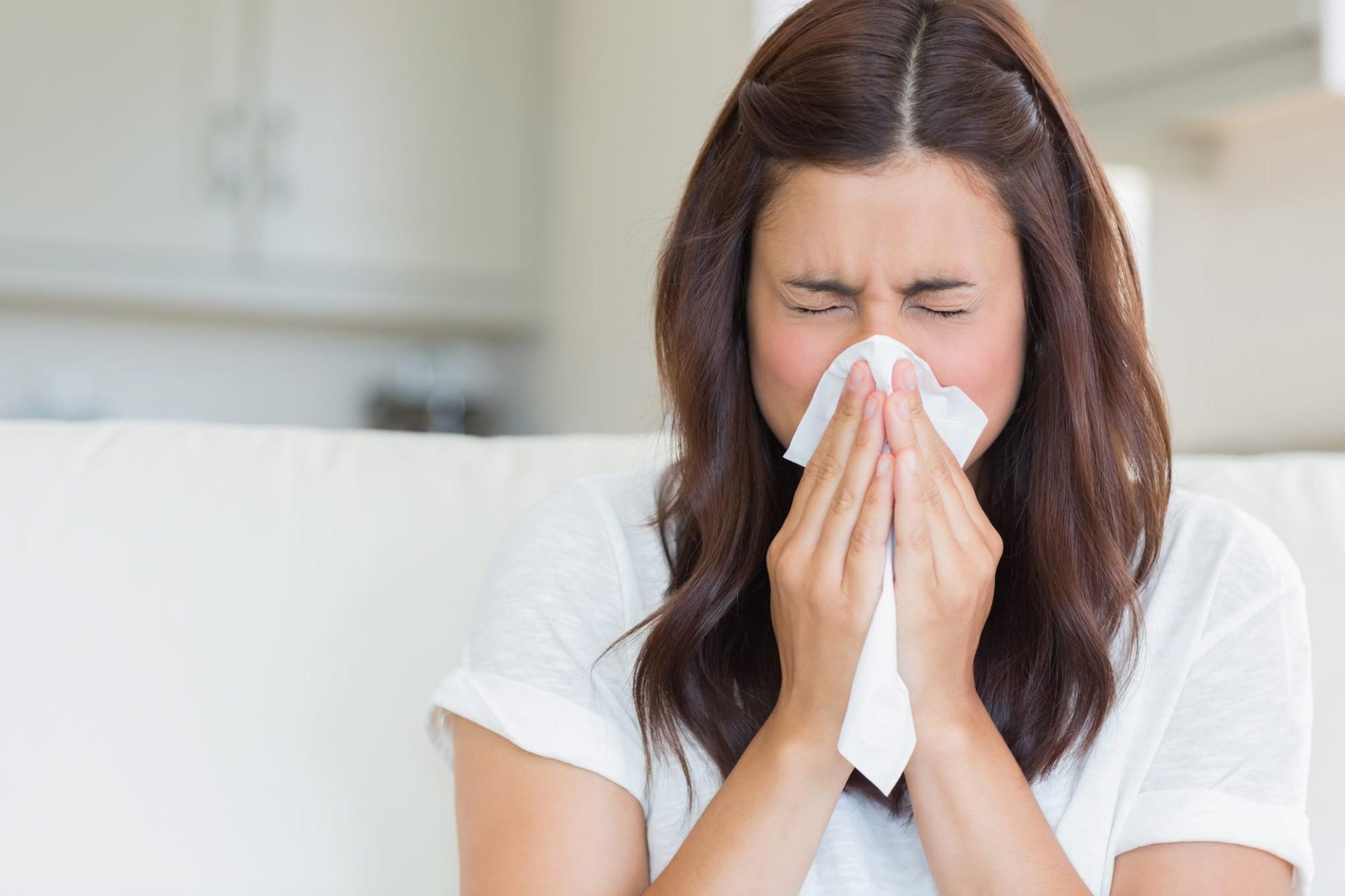 4 dấu hiệu khó nhận biết cho thấy có thể bạn đang ủ bệnh viêm xoang - Ảnh 2.