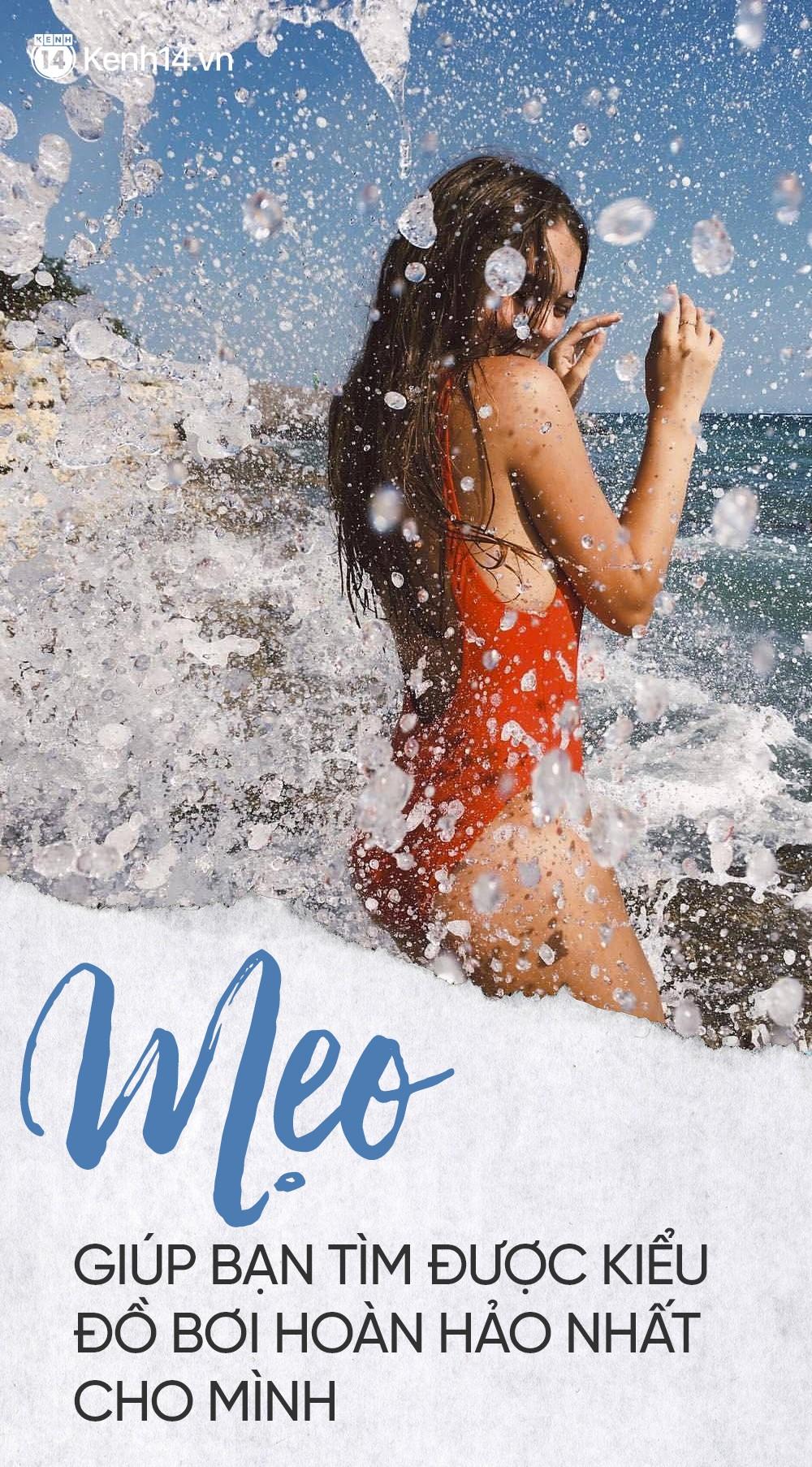 Trọn bộ bí kíp chọn đồ bơi giúp bạn thoải mái sống ảo mà không lo về dáng - Ảnh 1.