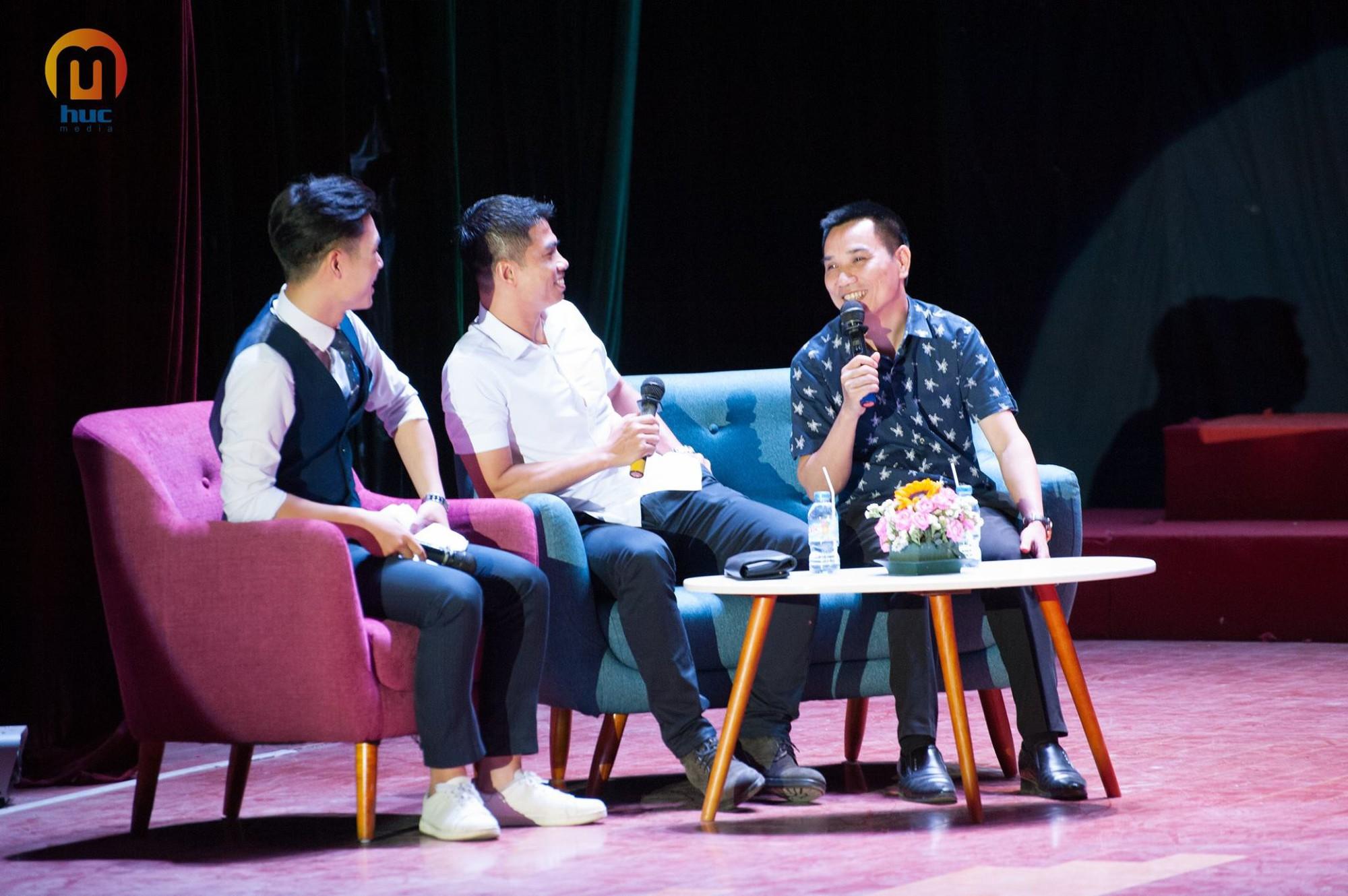 Nhà văn Nguyễn Hoàng Hải nói về kỹ năng của người trẻ: Học nhiều thứ cao siêu nên ra ngoài không nắm được những thứ tối thiểu - Ảnh 1.