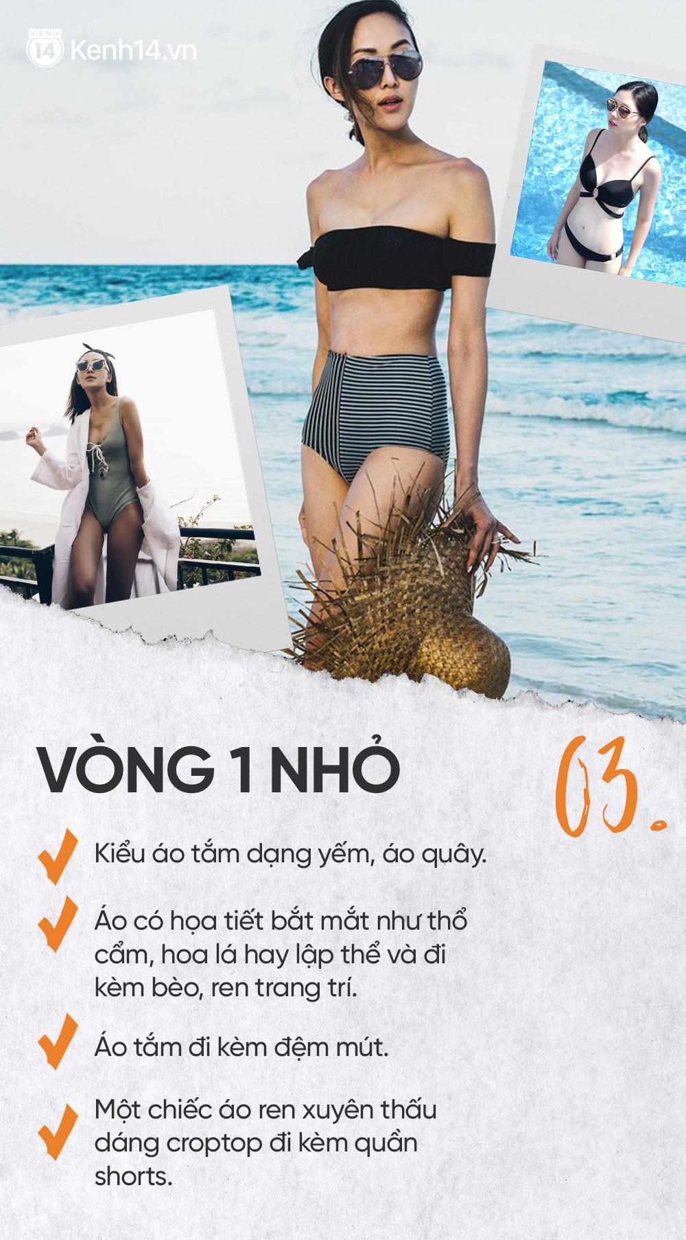 Trọn bộ bí kíp chọn đồ bơi giúp bạn thoải mái sống ảo mà không lo về dáng - Ảnh 6.
