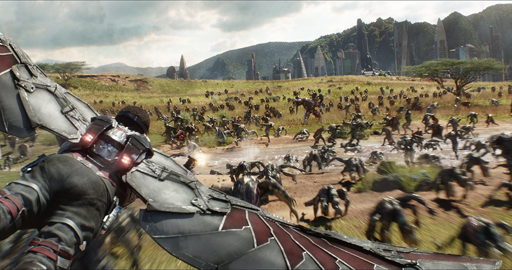 """""""Avengers: Infinity War"""": Cực phẩm siêu anh hùng đặt dấu mốc ấn tượng tại đỉnh cao 10 năm của vũ trụ điện ảnh Marvel - Ảnh 4."""