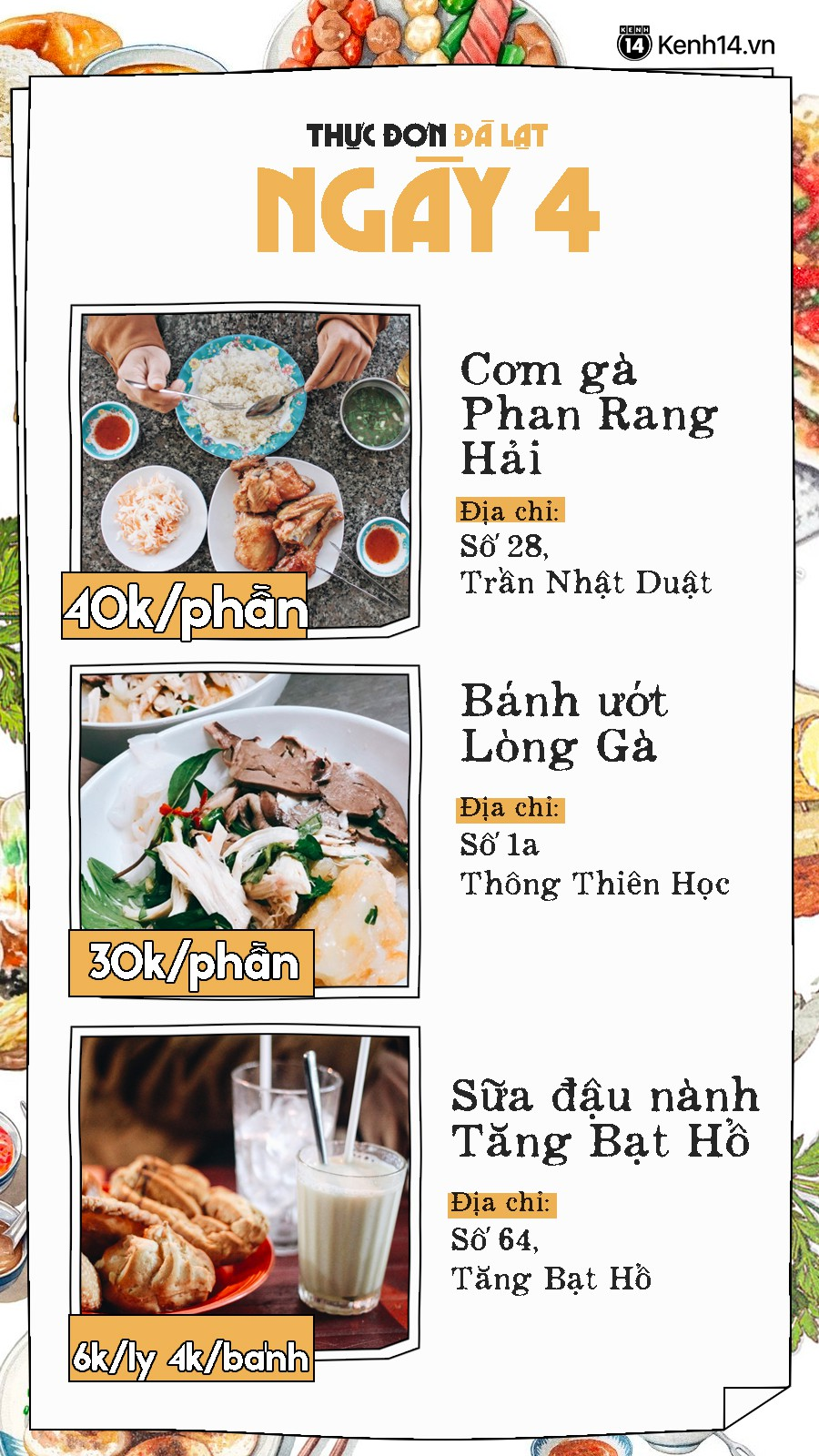 Đã có hẳn cẩm nang 7 ngày ăn ở Đà Lạt đây này, đi chơi chẳng lo phải nghĩ ngợi ăn gì ở đâu nữa - Ảnh 9.