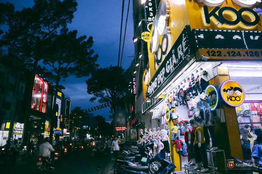 Đường Nguyễn Trãi chính thức được hợp pháp hóa thành Phố thời trang đầu tiên ở Sài Gòn - Ảnh 6.