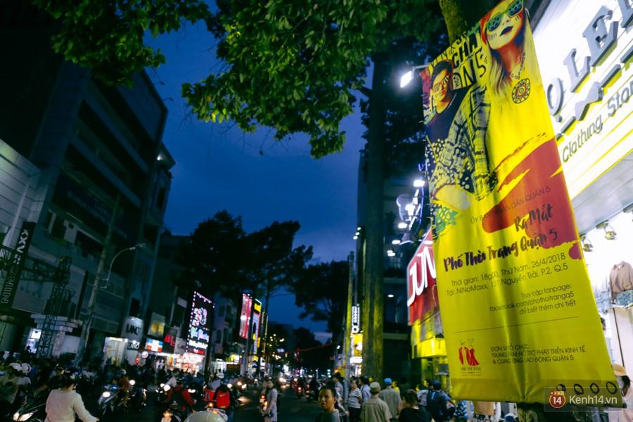 Đường Nguyễn Trãi chính thức được hợp pháp hóa thành Phố thời trang đầu tiên ở Sài Gòn - Ảnh 3.