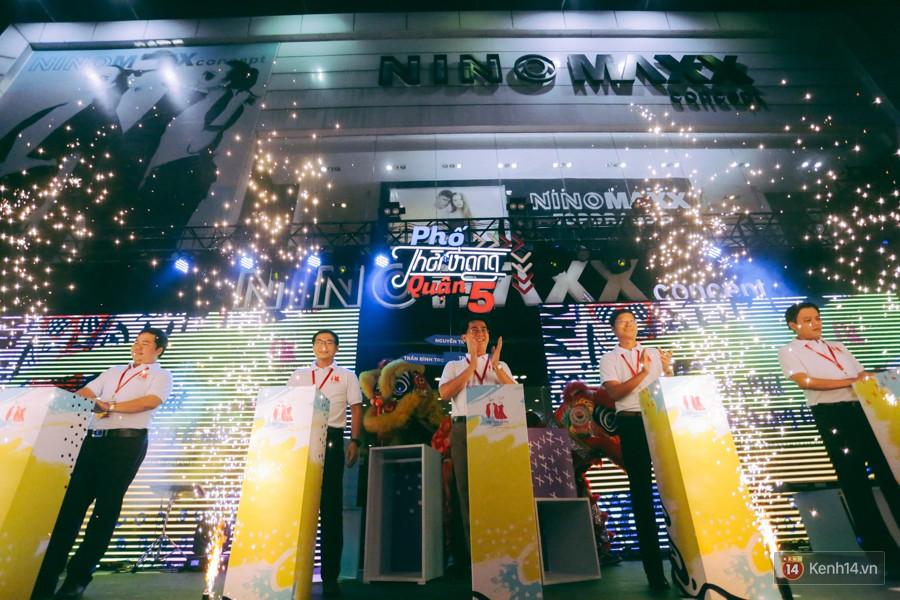 Đường Nguyễn Trãi chính thức được hợp pháp hóa thành Phố thời trang đầu tiên ở Sài Gòn - Ảnh 1.