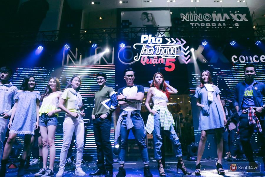Đường Nguyễn Trãi chính thức được hợp pháp hóa thành Phố thời trang đầu tiên ở Sài Gòn - Ảnh 11.