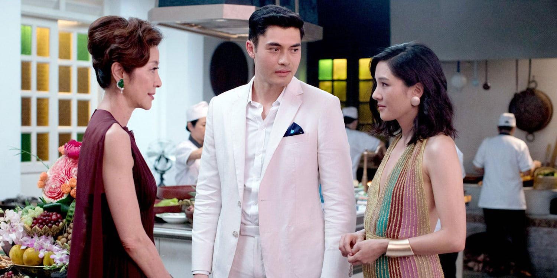 """""""Crazy Rich Asians"""": Bỗng một ngày phát hiện ra người yêu mình là thiếu gia giả khổ, bạn còn dám cưới không? - Ảnh 3."""