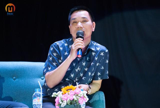 Nhà văn Nguyễn Hoàng Hải nói về kỹ năng của người trẻ: Học nhiều thứ cao siêu nên ra ngoài không nắm được những thứ tối thiểu - Ảnh 2.